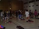 Gaugymnastikstunde Stepaerobic 2002