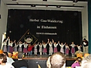 Herbst-Gauwandertag 2004