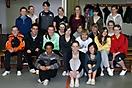 Gruppenfoto ÜL-Assistenten-Lehrgang am 20.2.2010 in Reisen
